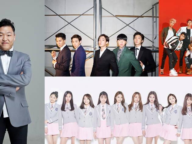 K-pop 콘서트