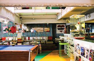 Silom Art Hostel 01