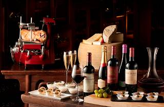 Bar Rouge's Unlimited Wine Buffet at the JW Marriott Hotel Seoul