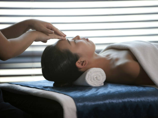 Family Spa Treatment at the Sheraton Seoul D-Cube City