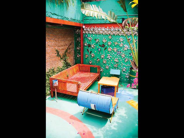 Silom Art Hostel 06