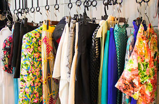 A Street style clothing shop at cocue