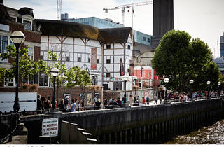 Shakespeare's Globe Theatre (© John Wildgood)