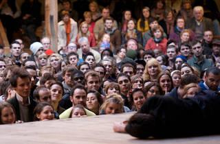 Shakespeare's Globe Theatre (© Manuel Harlan)