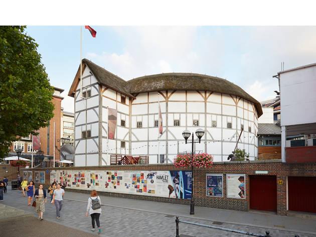 Restaurants Near The Globe London