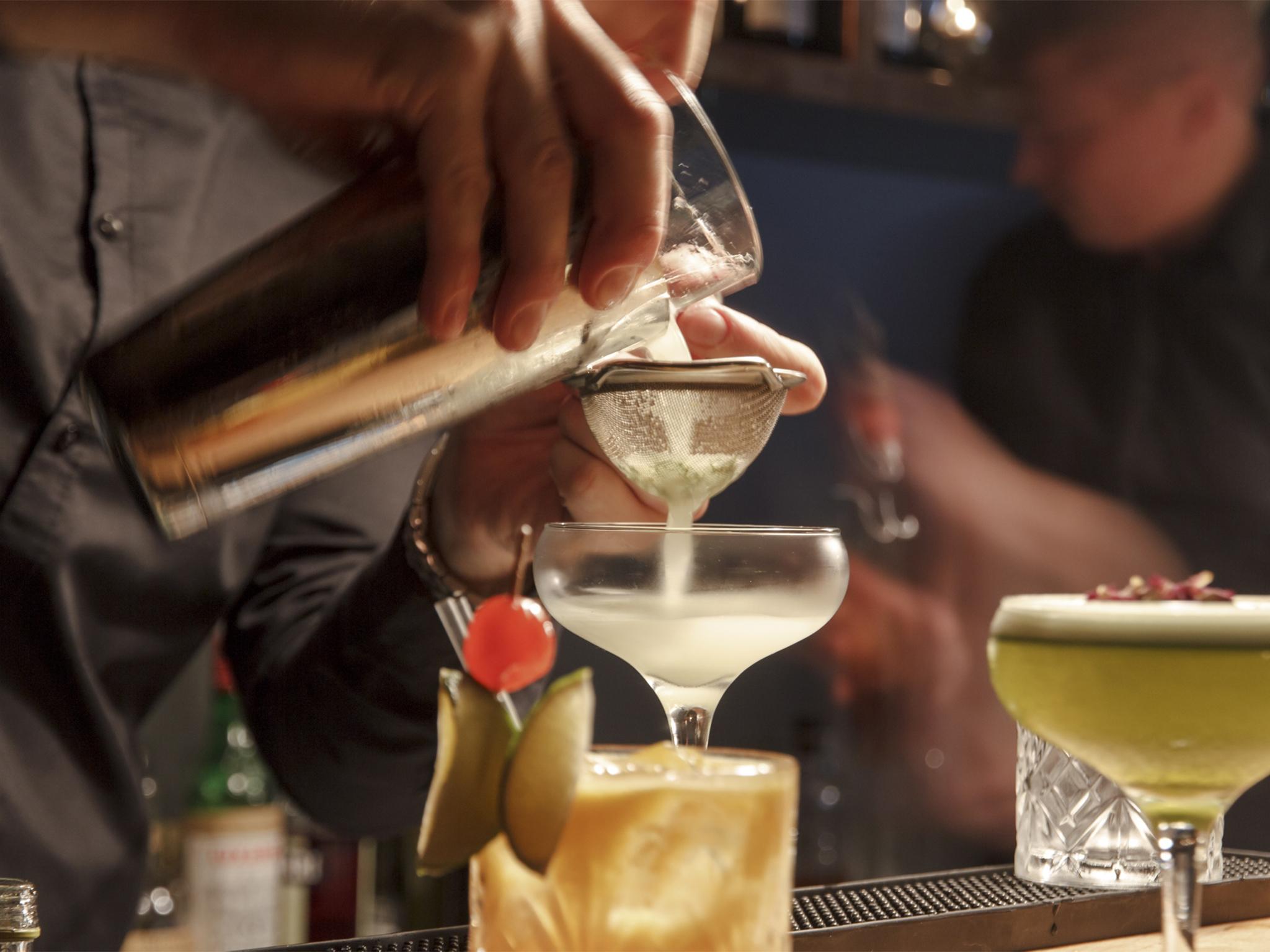 best martini in london, company below