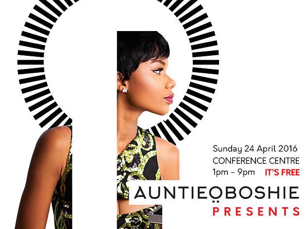 Auntie Oboshie Presents