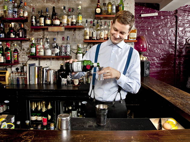 best martinis in london, happiness forgets