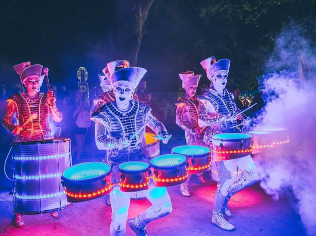 The eight best arts events at music festivals,