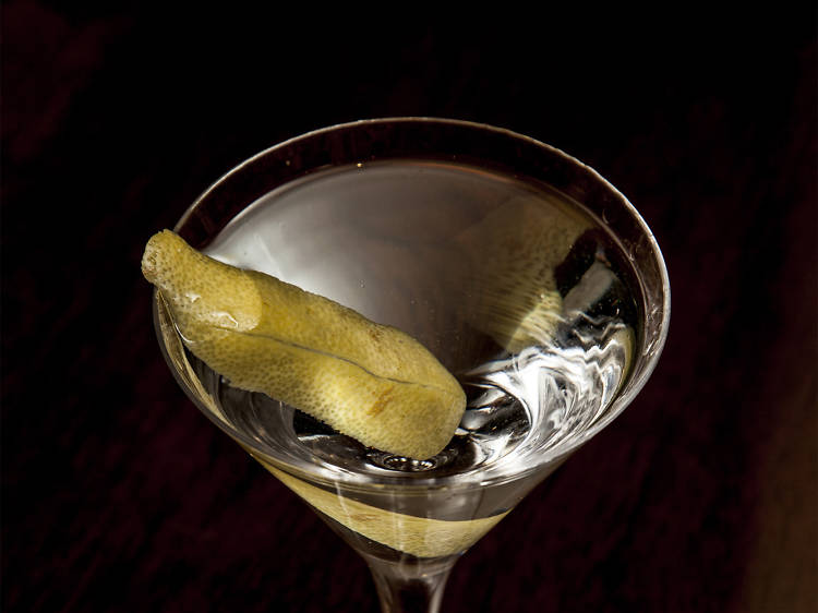 The best martinis in London