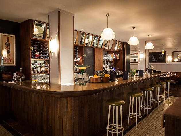 best martinis in london, foxlow