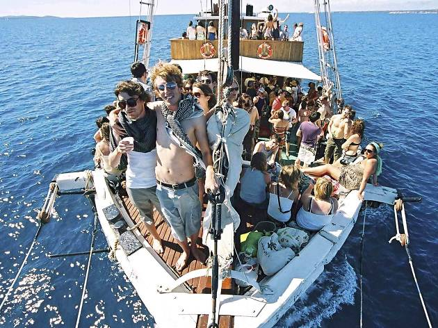 The best boat parties in Croatia, Love International