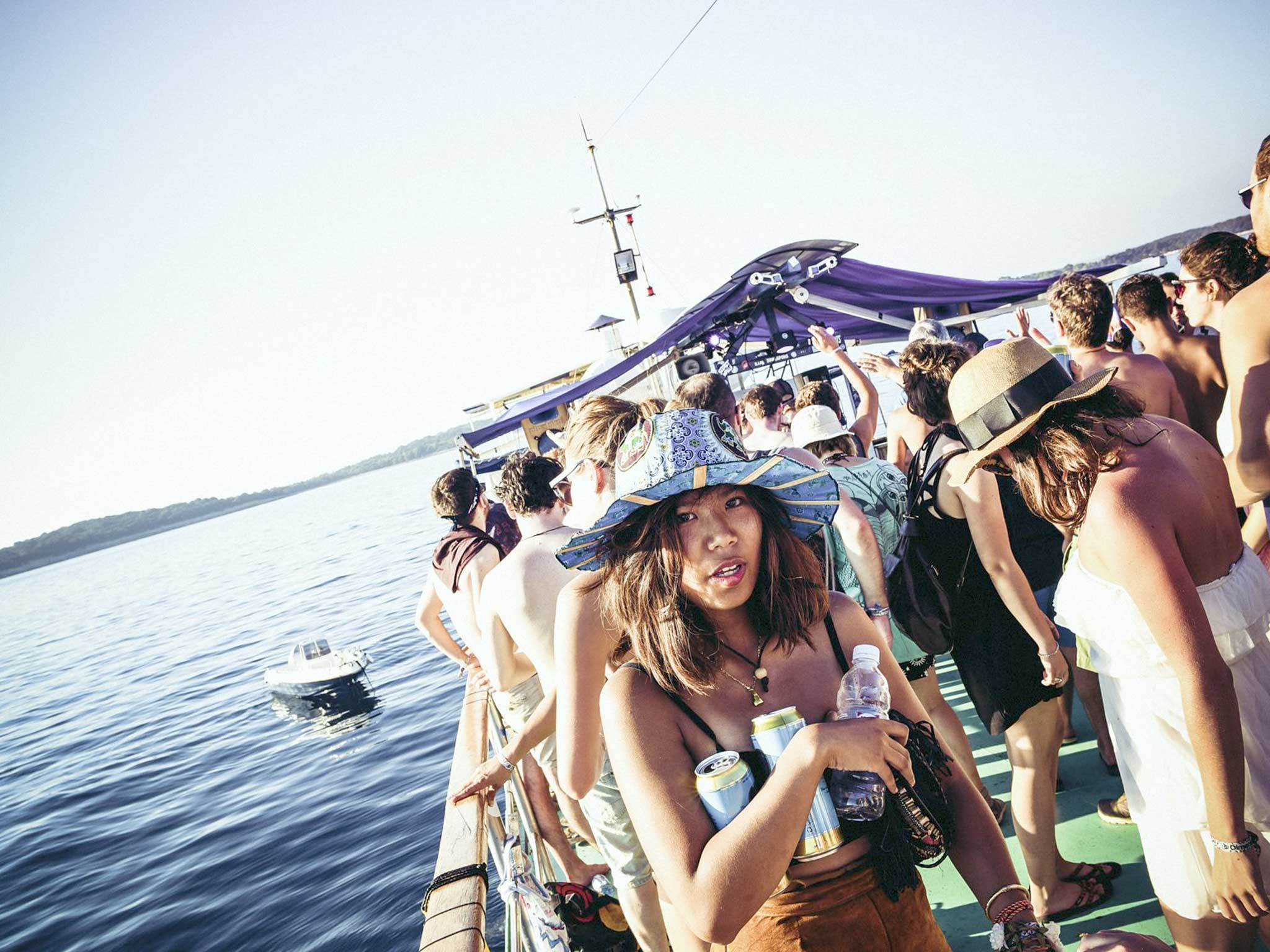 The best boat parties in Croatia, outlook
