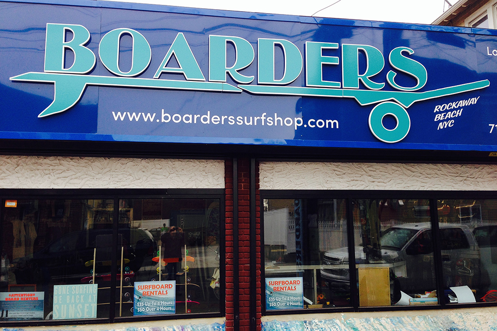 Boarders Surf Shop