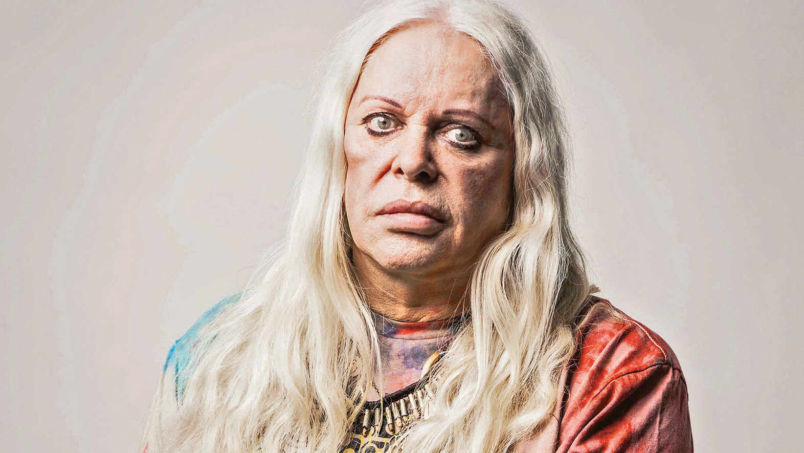 Worship at the altar of Genesis P-Orridge