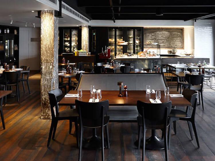 The Gantry Restaurant and Bar