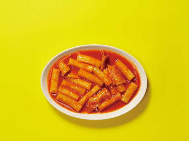 The best tteokbokki in Seoul