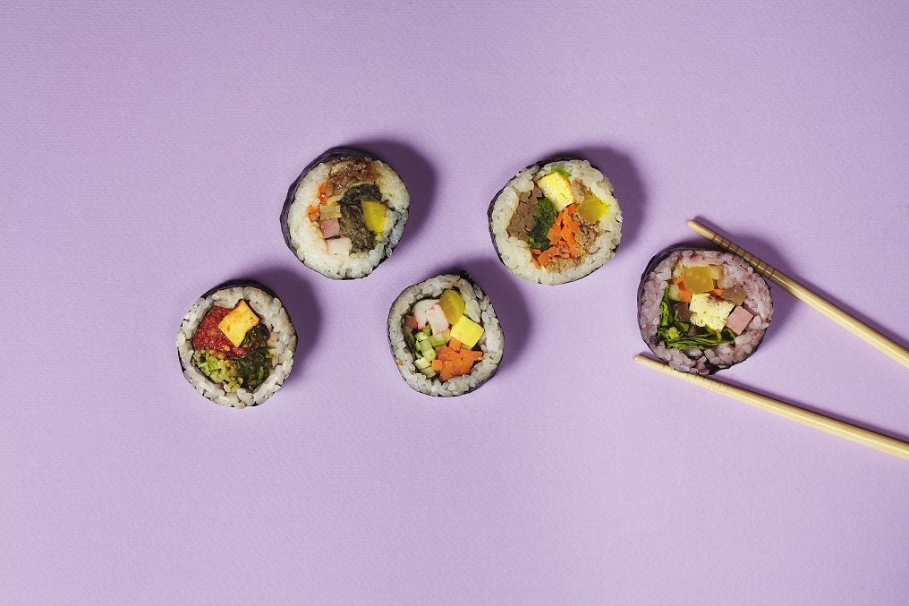 The best kimbap in Seoul