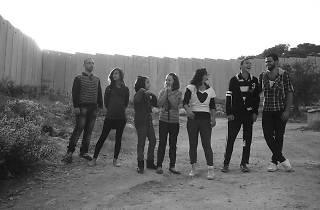 ハービー山口写真展 パレスチナへの恋 空遠く