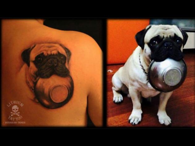 Lithium Tattoo/ Budakan Tamer