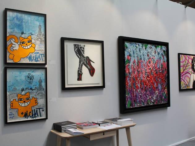 urban art fair (© C.Gaillard)