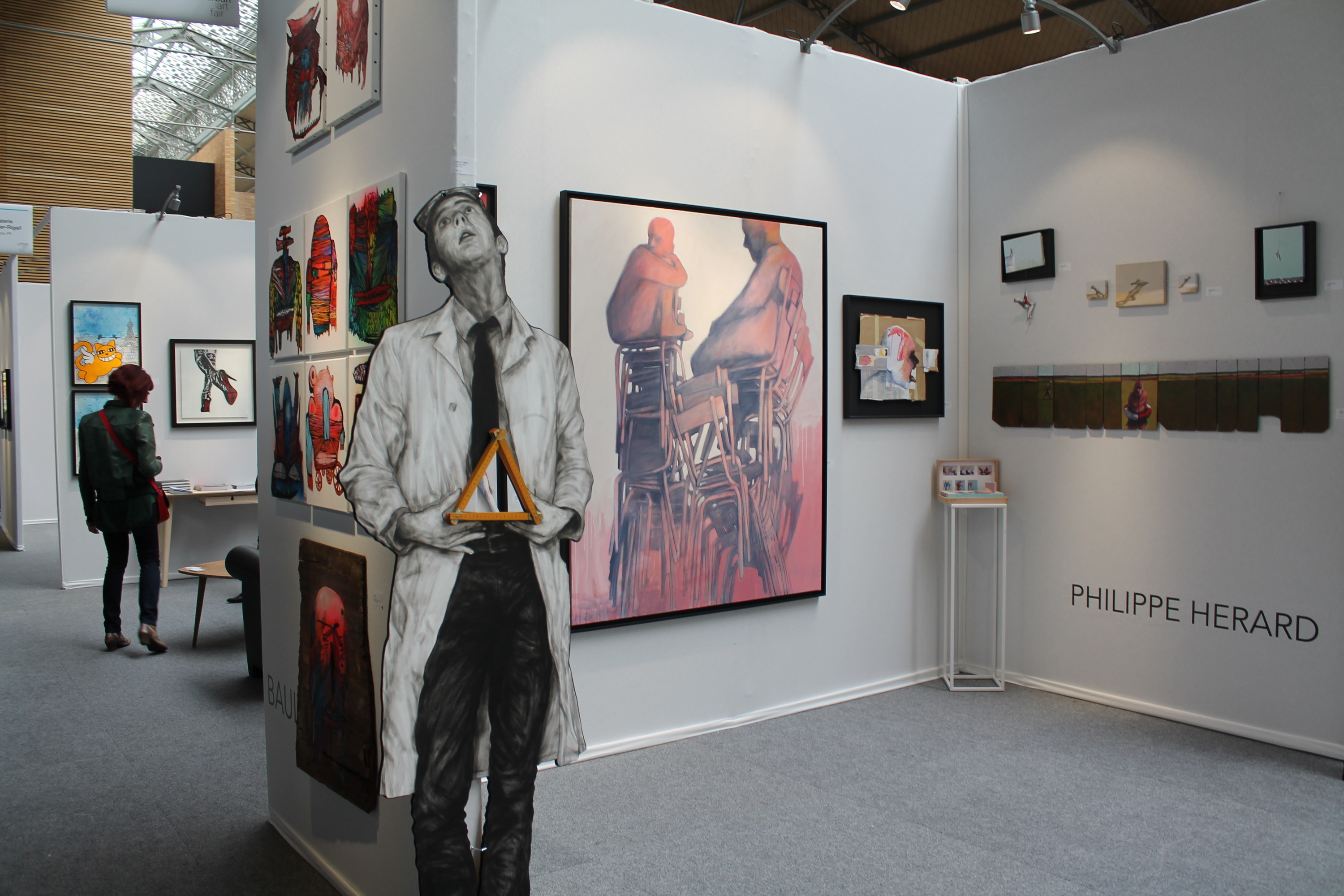 Urban Art Fair • A partir du 20 avril