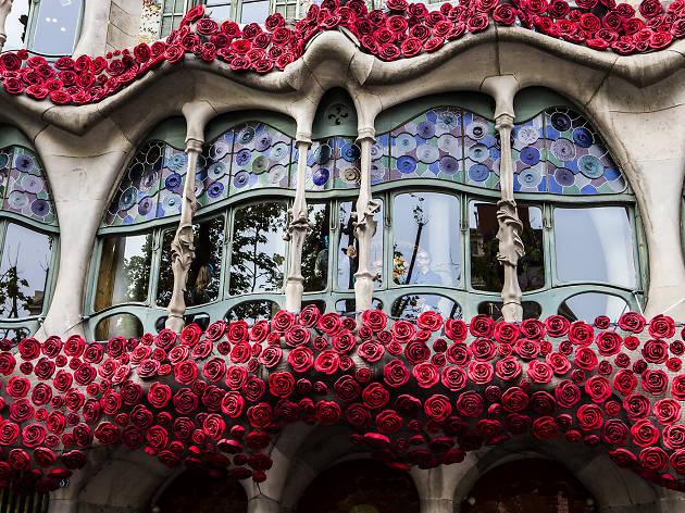 Casa Batlló, Sant Jordi