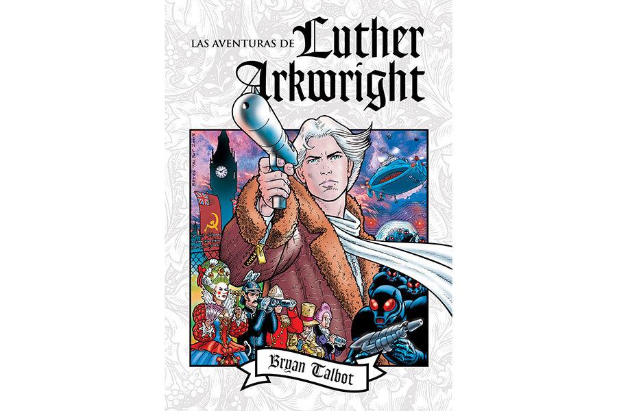 Las aventuras de Luther Arwkrigh