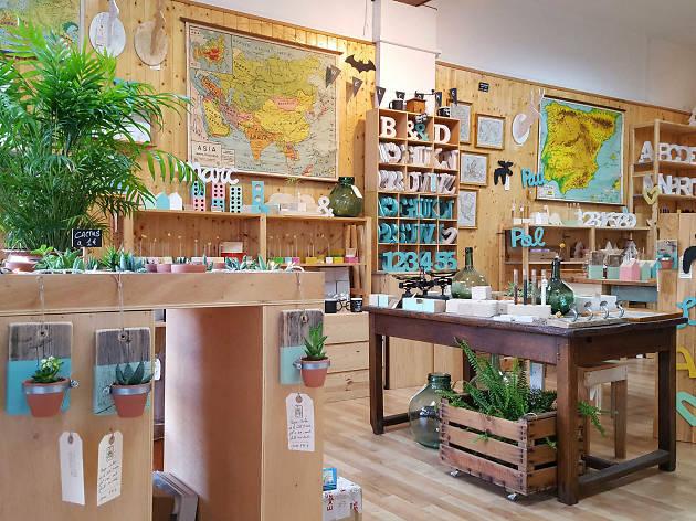 La botiga de l'anxova