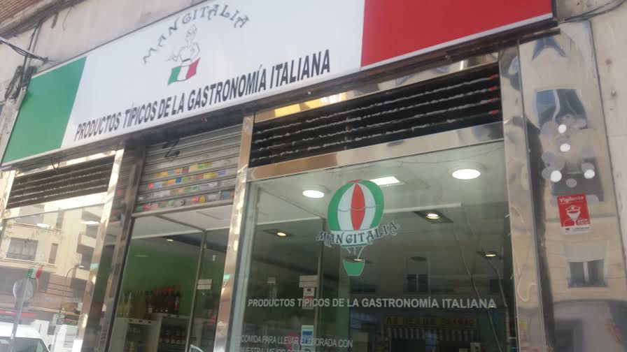 Italiana: Mangitalia
