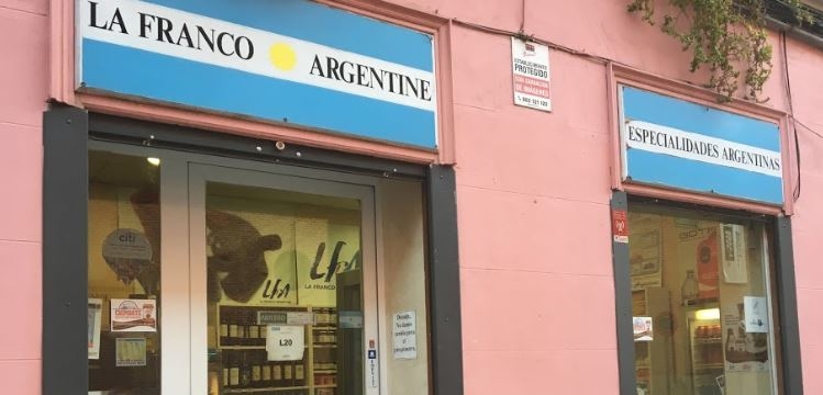 Argentina: La Franco Argentina