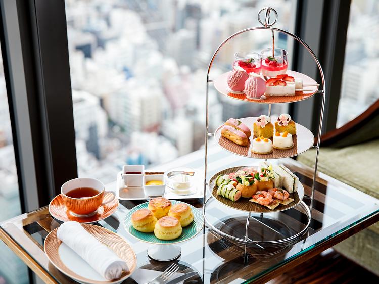 東京、ホテルのアフタヌーンティー20選