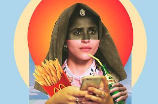 Divine Thru by Muvindu Binoy