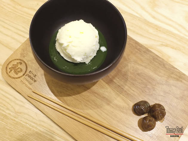Peace – Oriental Teahouse 03
