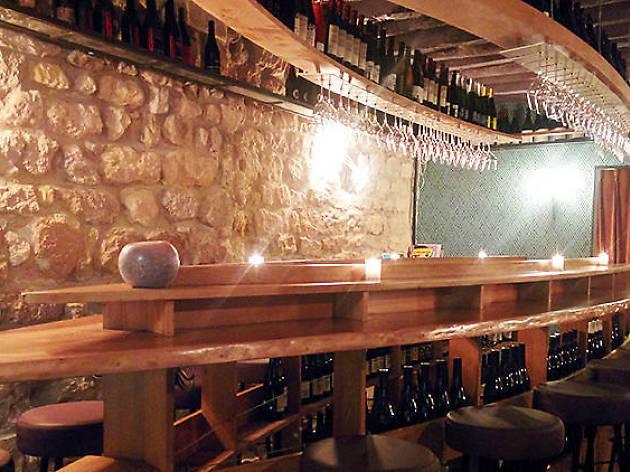 Bars à vins par arrondissement
