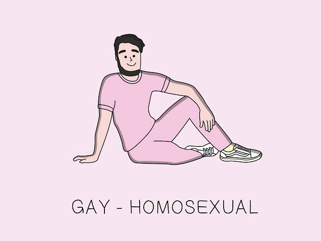 Gay-Homosexual