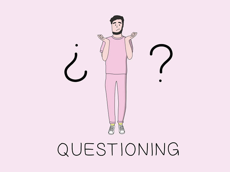 Questioning - ?