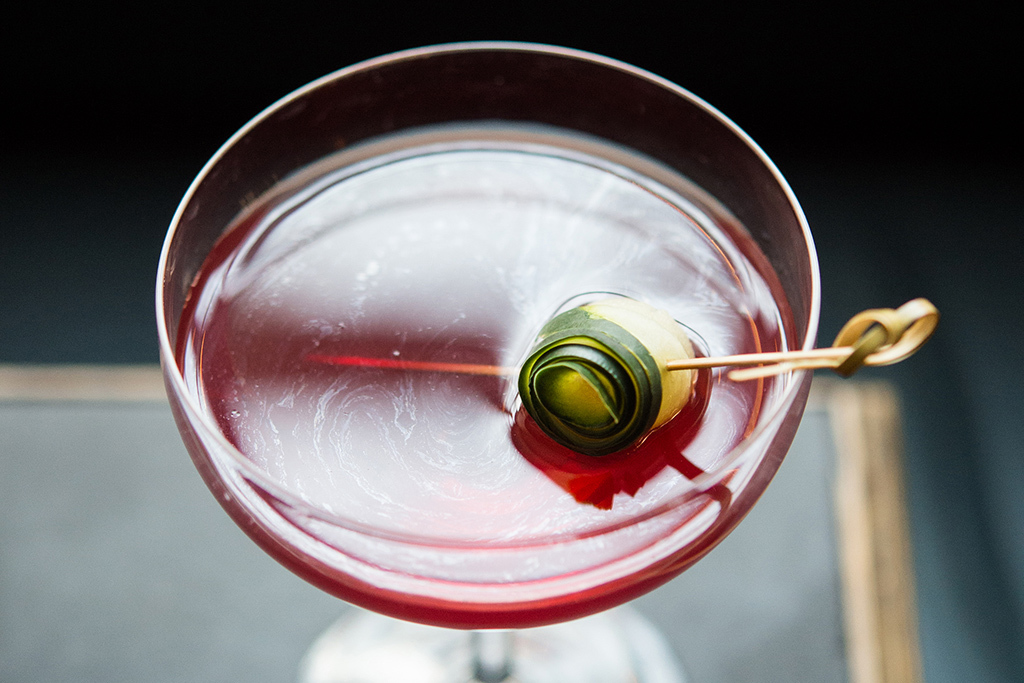 How to make a Vieux Carre