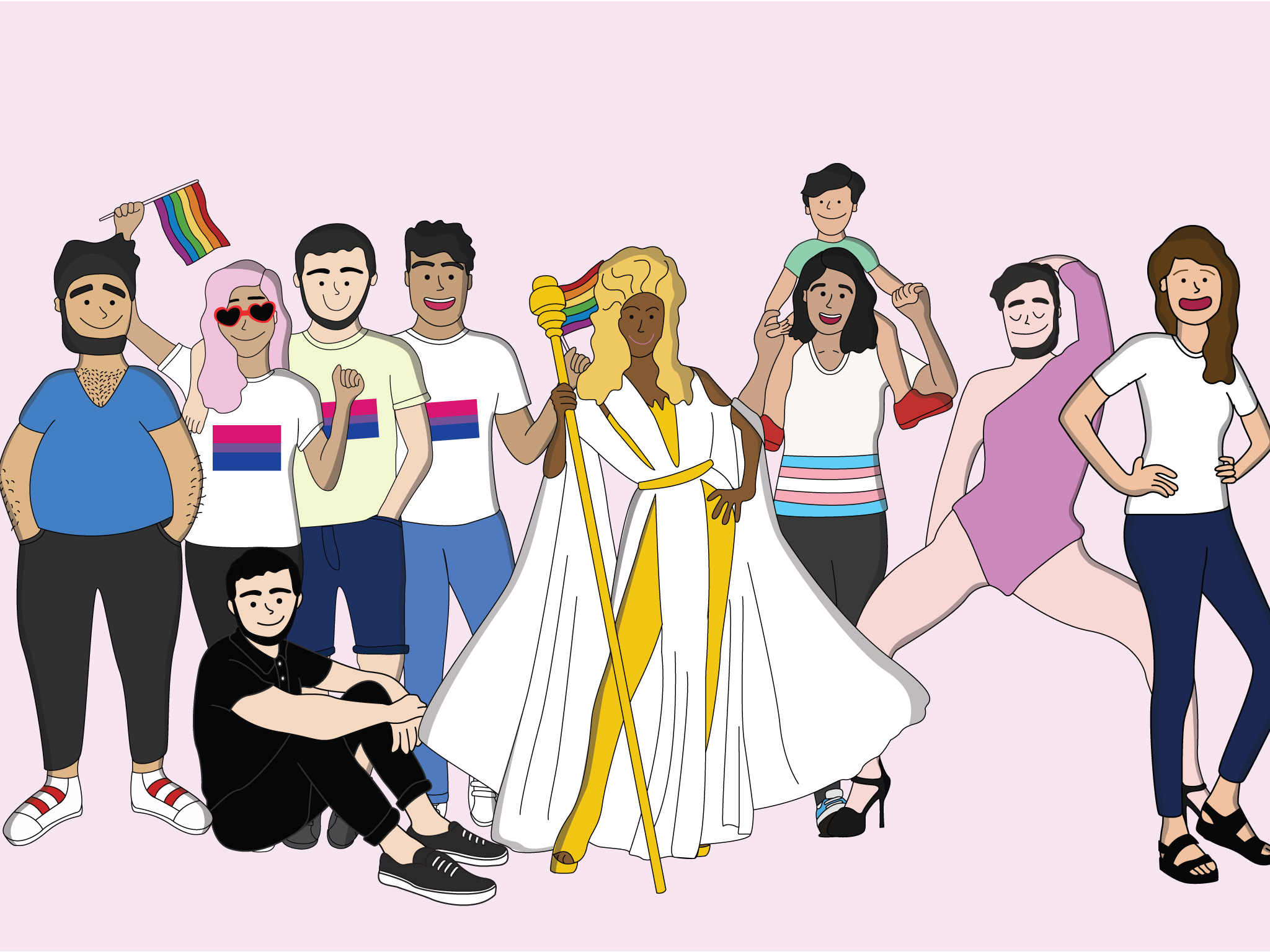 Glosario LGBTTTI
