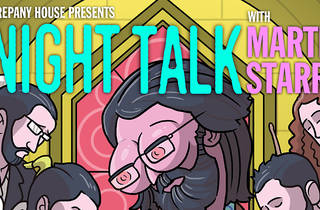 Night Talk with Martin Starr