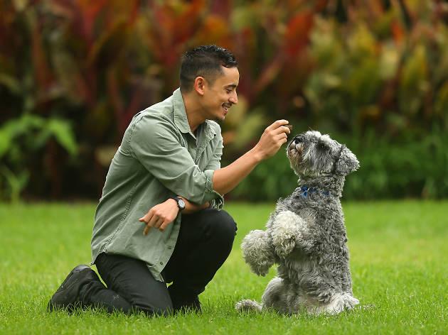 Dog Lover: Husny Thalib
