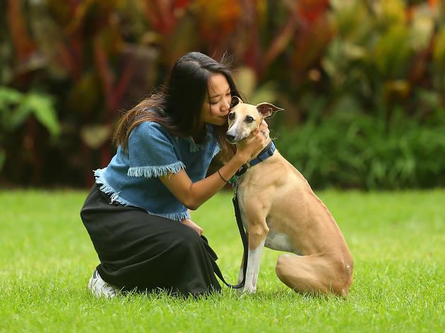 Dog Lover: Michelle Le