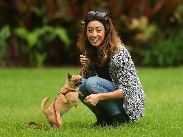 Dog Lover: Denee Savoia