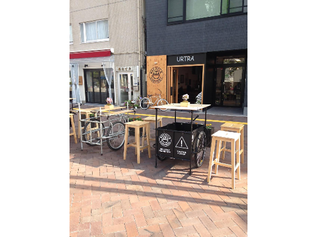 BICYCLE COFFEE TOKYO TORANOMON CAFE & ROASTERY