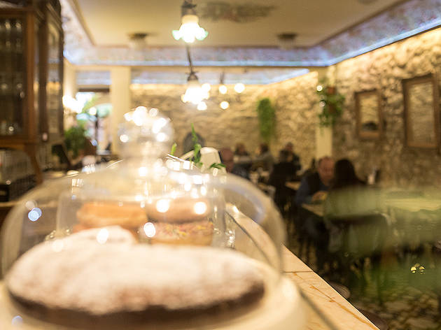 Cafeteria 1900, Girona. /Carles Palacio