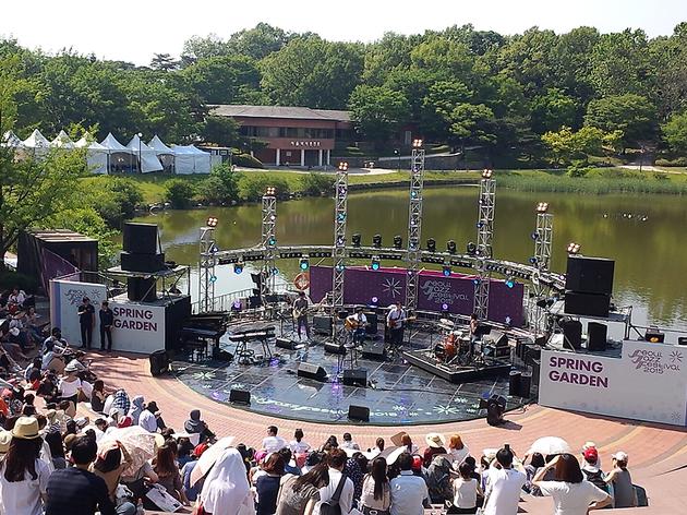 The Seoul Jazz Festival 2016