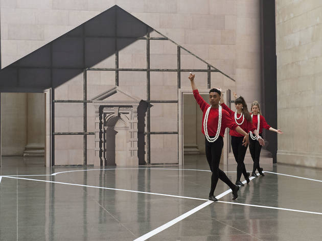 The Tate Britain Commission 2016: Pablo Bronstein