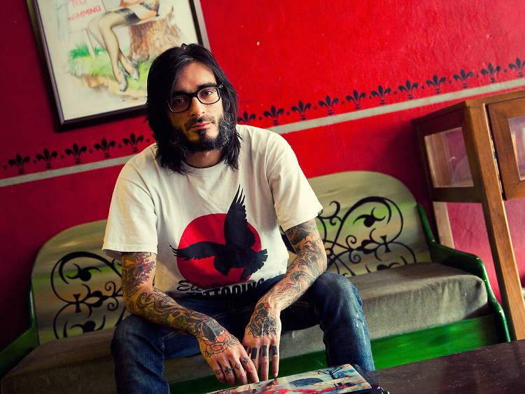 INKISTANBUL ARTCORE / Danny Garcia
