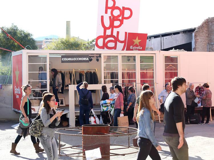 Rec pop up day by Estrella Damm
