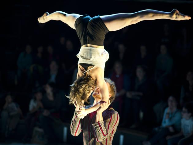 La Central del Circ, al Grec